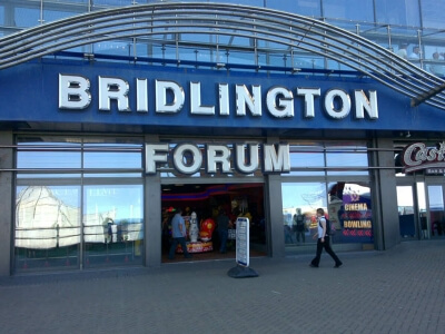 Bridlington Forum Cinema and Entertainment Centre