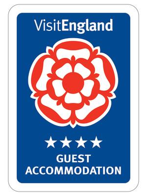 Visit England 4 Star Award
