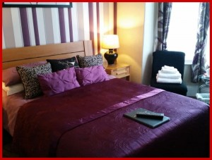 Kilburn Bridlington Double En-suite Room 1 First Floor
