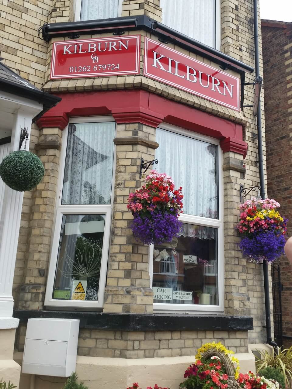 Kilburn Bridlington Frontage
