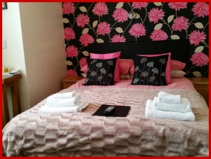 Kilburn Bridlington Small Double En-Suite - Second Floor