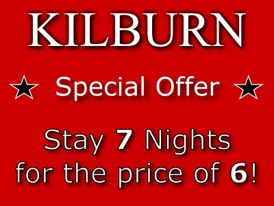 Kilburn Bridlington Special Offer