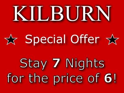 Kilburn Bridlington Special Offer