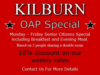 Kilburn Bridlington OAP Special