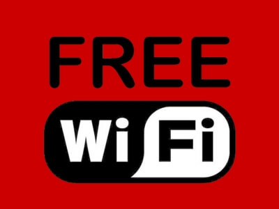 Free Wifi at the Kilburn Bridlington