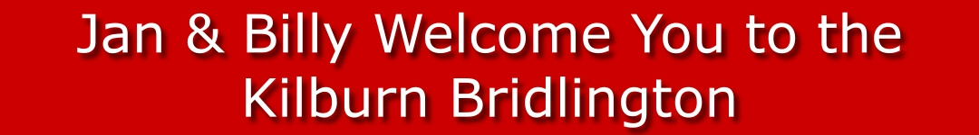 The Kilburn Bridlington Welcome Header