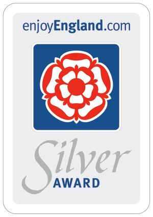 Visit England Silver Award