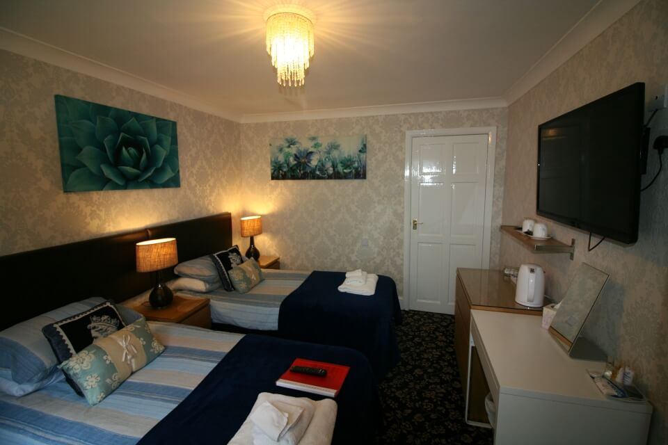 Kilburn Bridlington Ground Floor ensuite