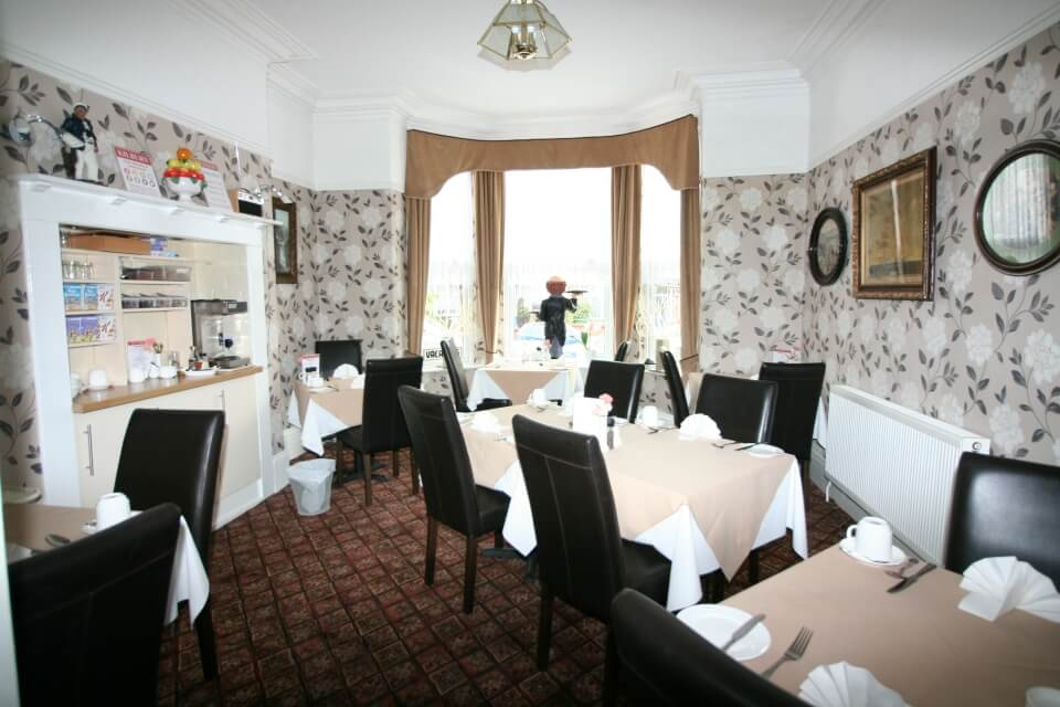Kilburn Bridlington Dining Room