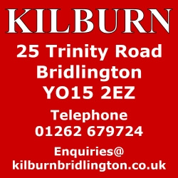 Kilburn Bridlington contact details