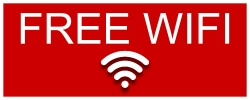 Kilburn Bridlington Free Wifi
