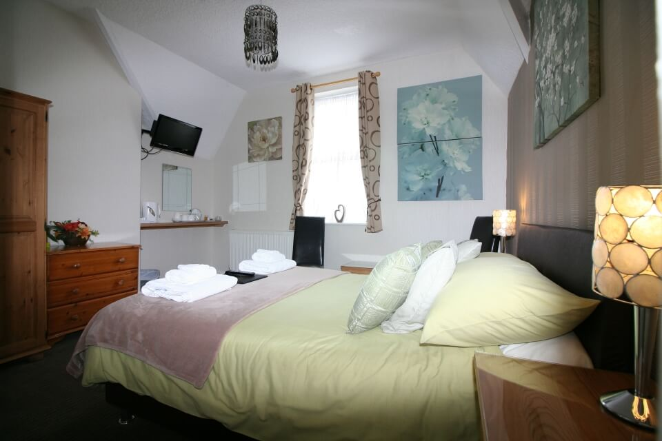 Kilburn Bridlington Room 8 Double En-suite